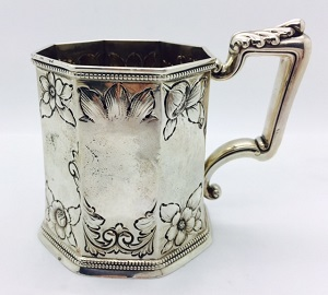 Childs Sterling Cup by Gorham